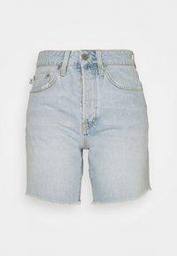 VENUS ANGELS - Denim shorts - light vintage