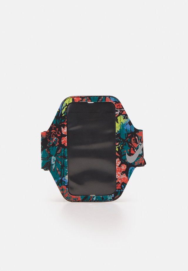 LEAN ARM BAND - Overige accessoires - bright mango/black