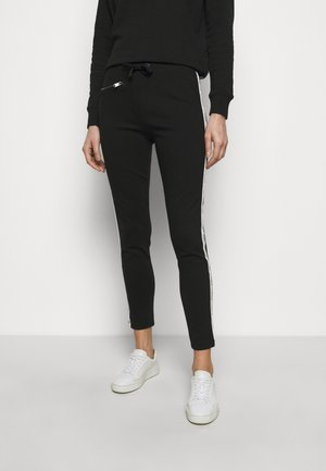 LUNAR TROUSER - Trainingsbroek - black