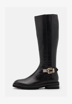 CHAIN ROAD - Boots - black