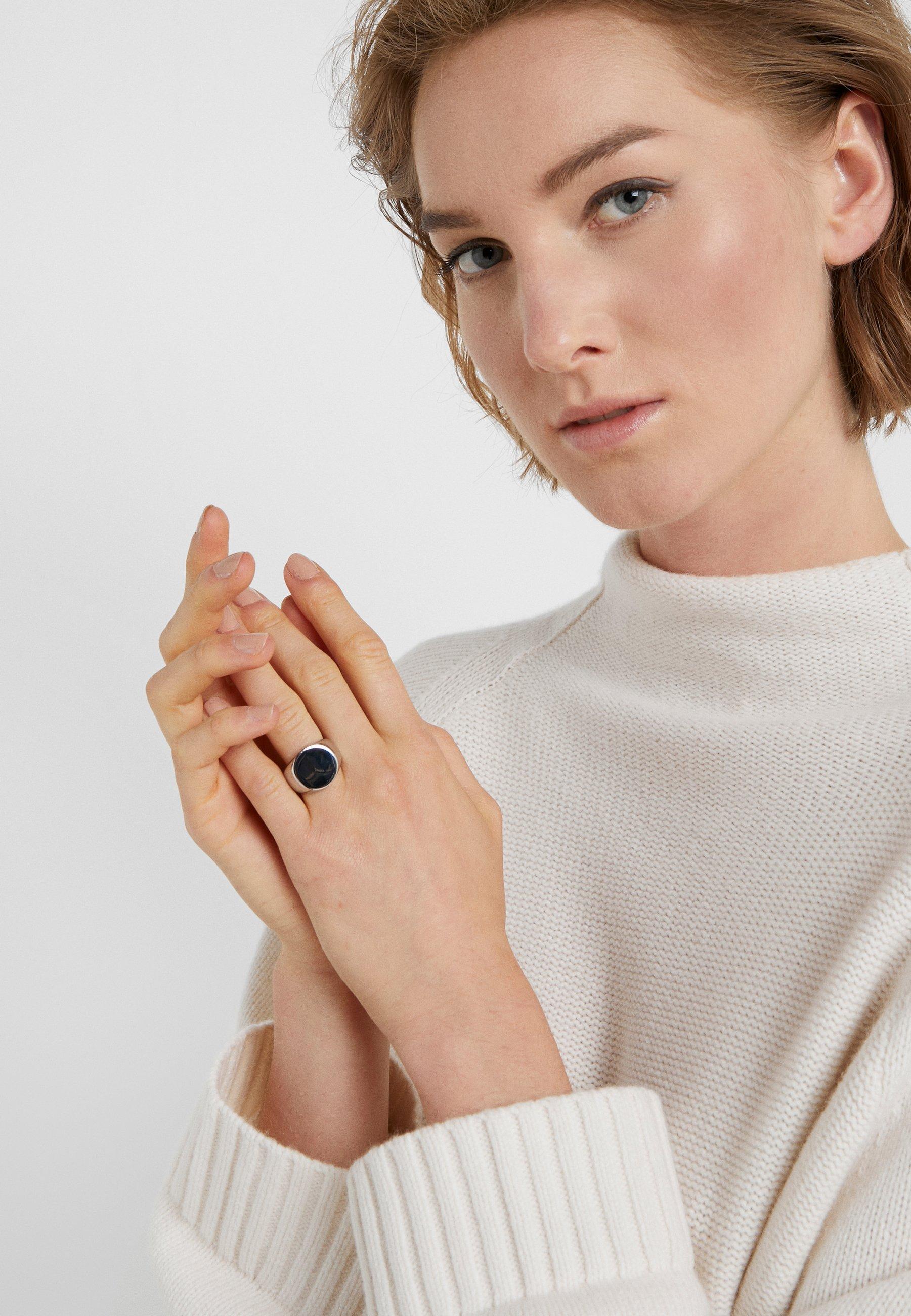 Vitaly REY - Ring - silver-coloured/sølv eWkg7KLrcmtqKva