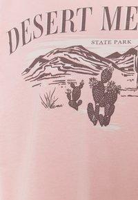 Even&Odd - Print T-shirt - pink - 2