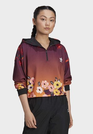HER STUDIO LONDON HOODIE - Jersey con capucha - multicolour