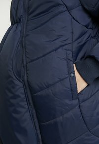Modern Eternity - HARPER THIGH COCOON PUFFER COAT - Winter coat - navy - 5