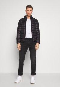 camel active - MADISON - Slim fit jeans - darkblue denim - 1