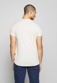 G-Star - LASH - Basic T-shirt - offwhite - 2
