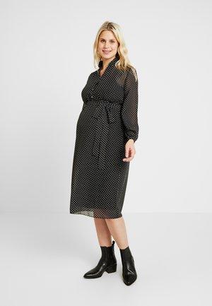 MUNERA - Day dress - black