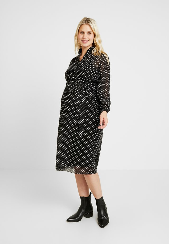 MUNERA - Day dress - black