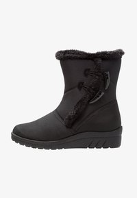 Anna Field - Wedge Ankle Boots - black - 1