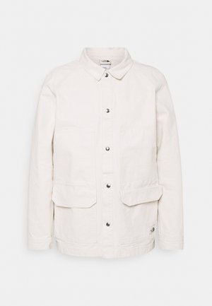 MENS VAN LIFE UTILITY JACKET - Outdoorová bunda - raw undyed