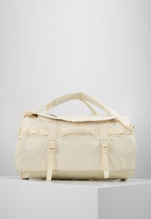 BASE CAMP DUFFEL S  - Sports bag - vintage white/white