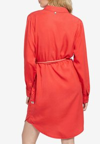 khujo - LEANNA - Shirt dress - red - 2
