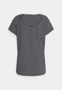 CLOSED - Print T-shirt - dark night - 8