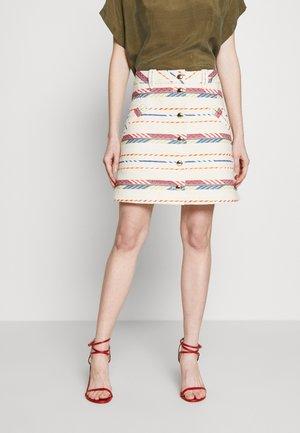 RUBI - A-line skirt - multi