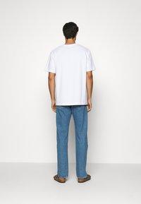 ARKET - Basic T-shirt - white light - 2