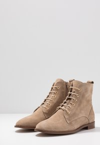 San Marina - MAKINELA - Lace-up ankle boots - sable - 4