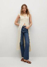 Mango - Shirt dress - ecru - 1