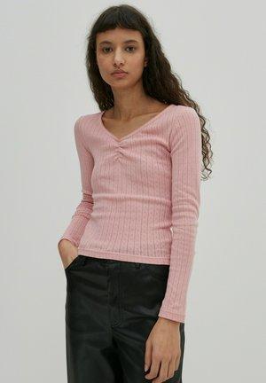 CAROLINA - Blouse - rosé