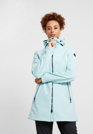 ZOE - Soft shell jacket - mint
