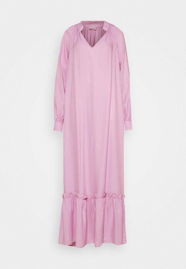 ROSALIN - Maxi-jurk - rose pink