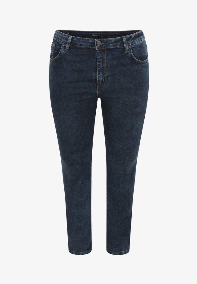 JEANS NEVADA - Slim fit jeans - denim