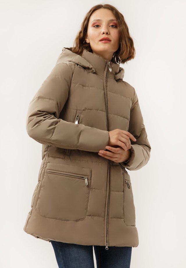 IN BEQUEMEM SCHNITT - Winter coat - toffy