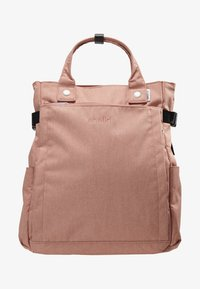 anello - 2 WAY BACKPACK UNISEX - Tagesrucksack - nude pink - 8
