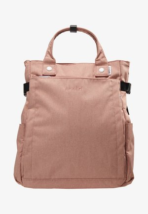 2 WAY BACKPACK - Rygsække - nude pink