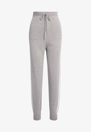Pantalon de survêtement - taupe melange