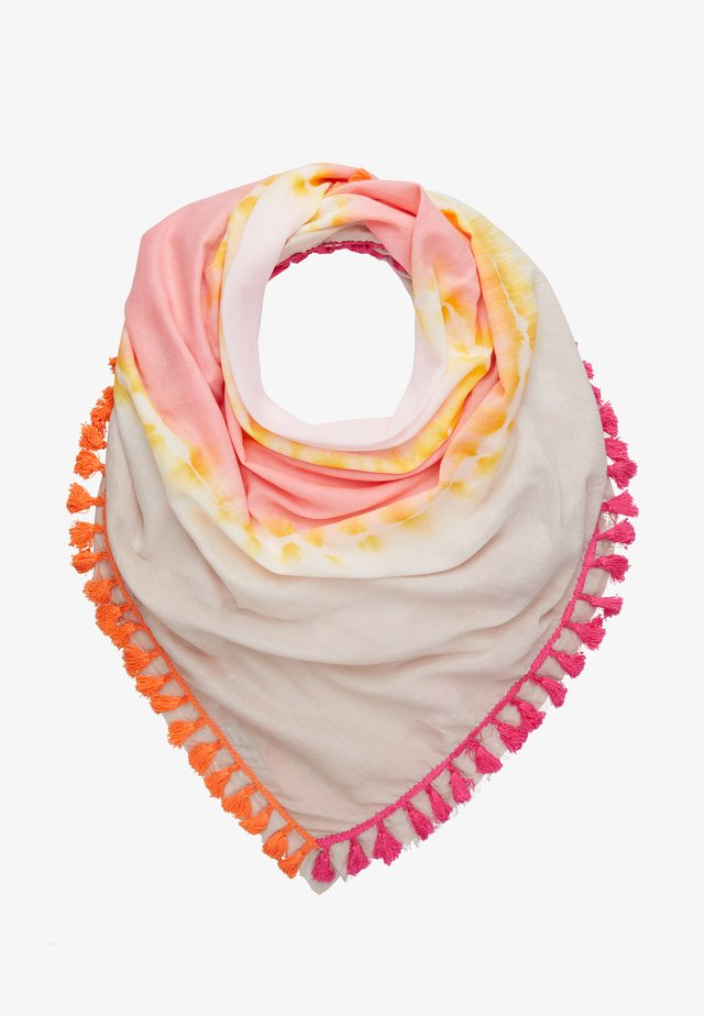 TROPICAL PUNCH - Foulard - beige