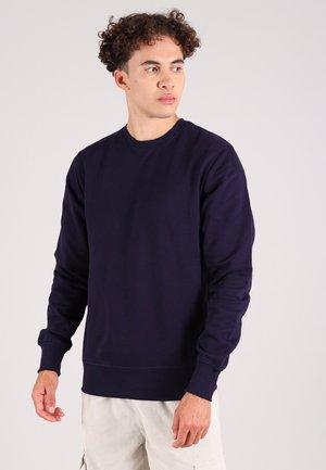 THE OG ORGANIC - Sweater - navy