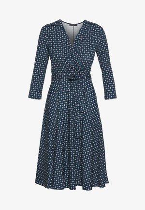 ACQUA - Žerzejové šaty - blue tiles