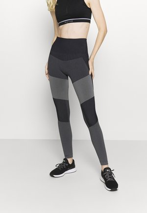 THE MOTION LEGGING - Trikoot - grey