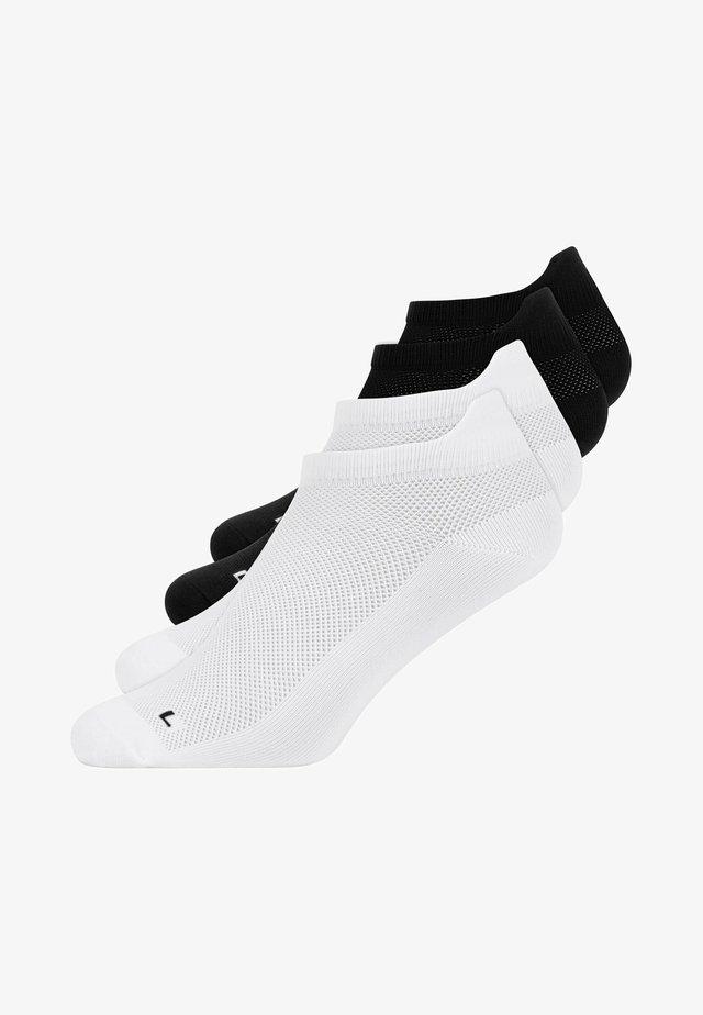 LAUFSOCKEN KURZ - Socks - schwarz-weiß