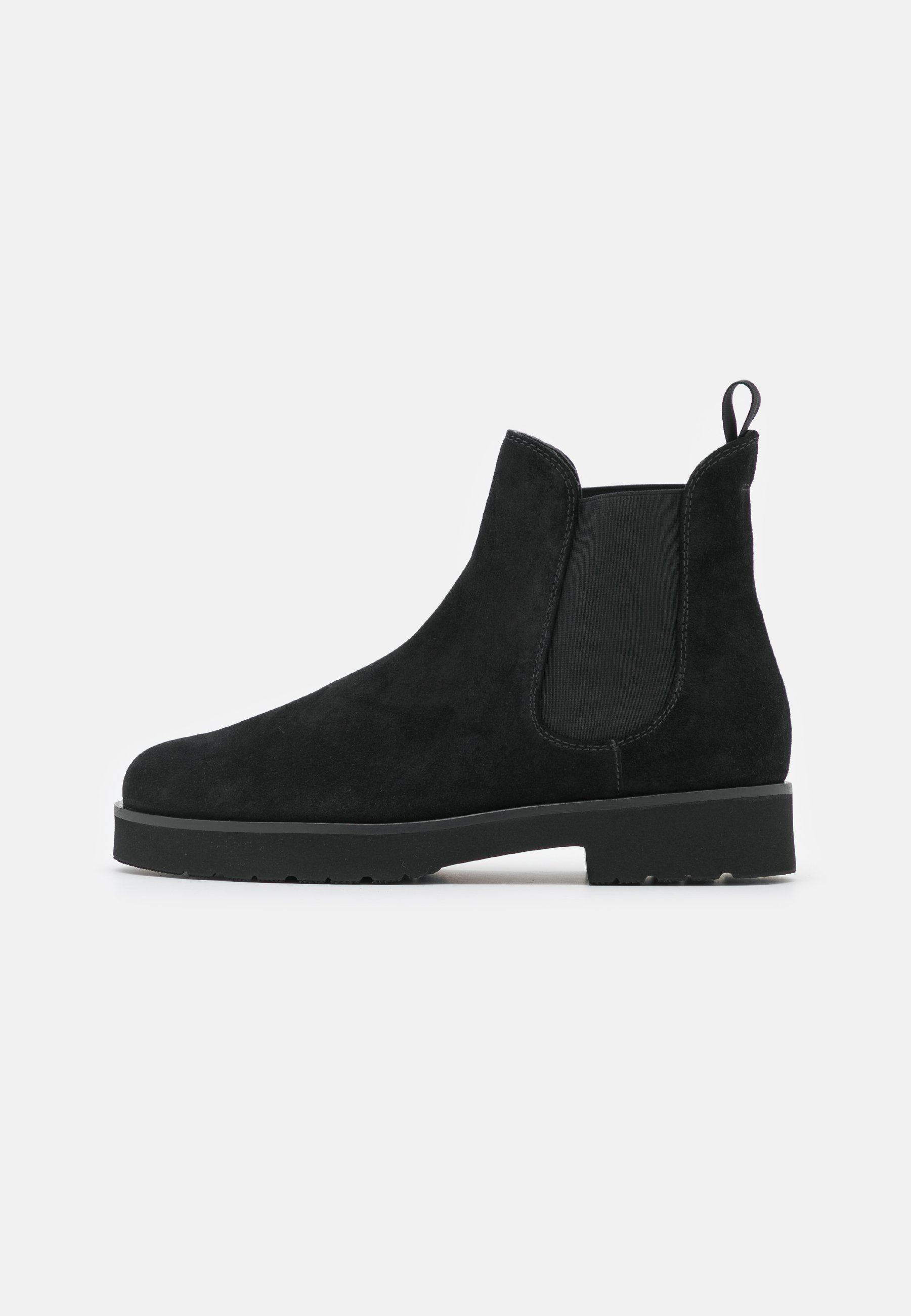 Women ATTENTION - Platform ankle boots