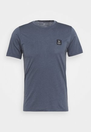 TEE MEN - Basic T-shirt - dense blue