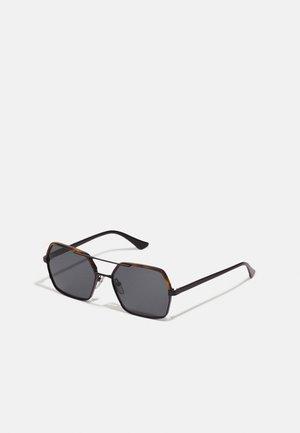 UNISEX - Sluneční brýle - havana/black