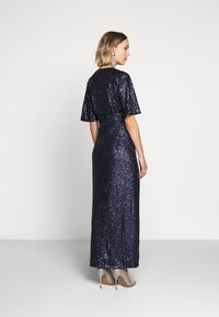 Three Floor - ZOELLE DRESS LUX CAPSULE COLLECTION - Occasion wear - space navy - 2