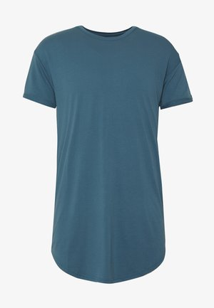 SCOTTY APPLE BRN/HORIZON BLUE - T-shirt basic - multi
