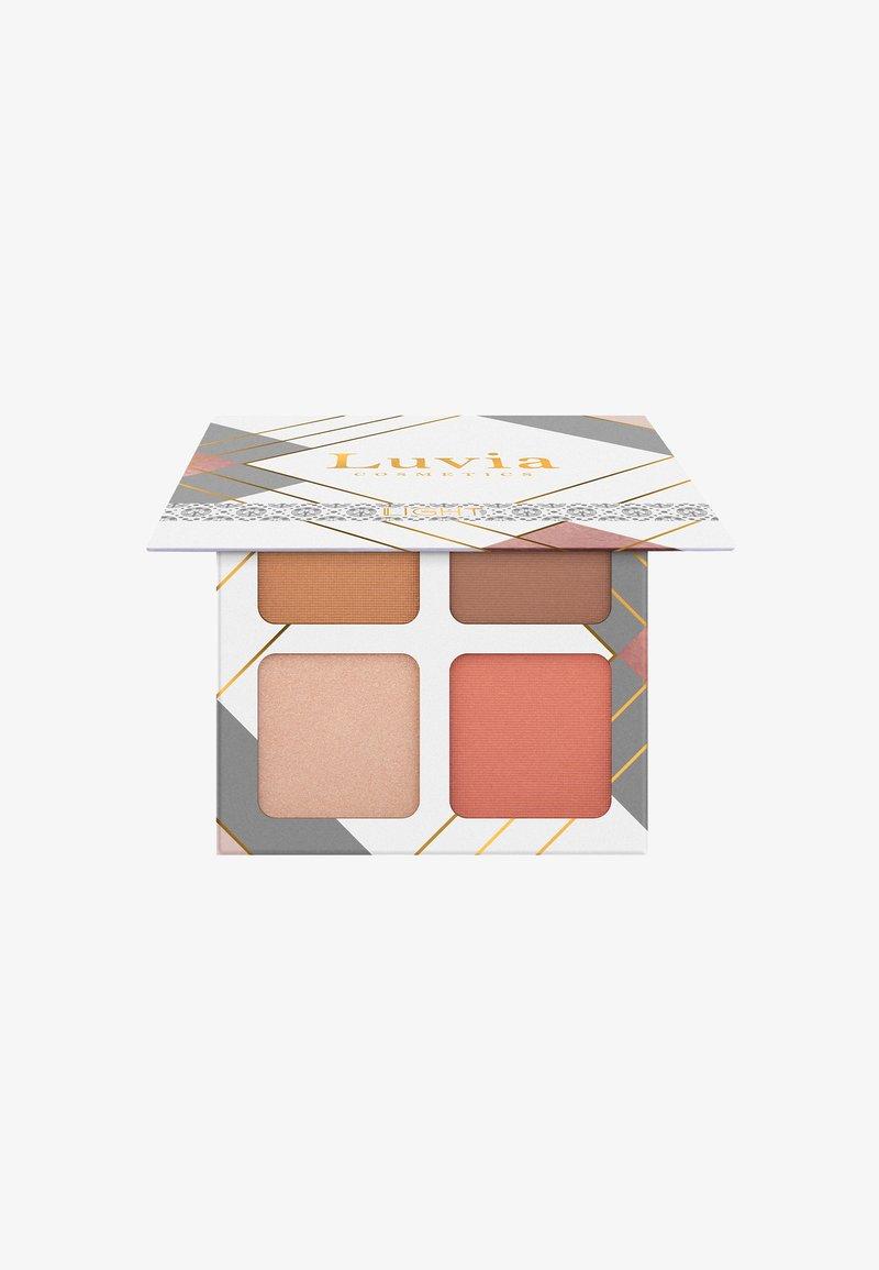 Luvia Cosmetics - FACE PALETTE LIGHT - Face palette - -