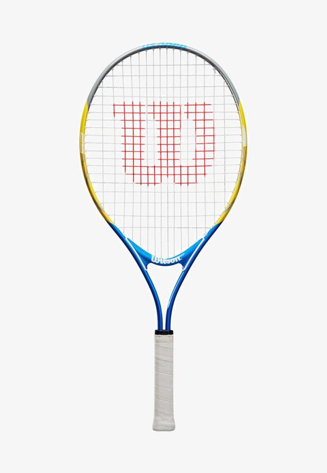 Tennis racket - blue/yellow