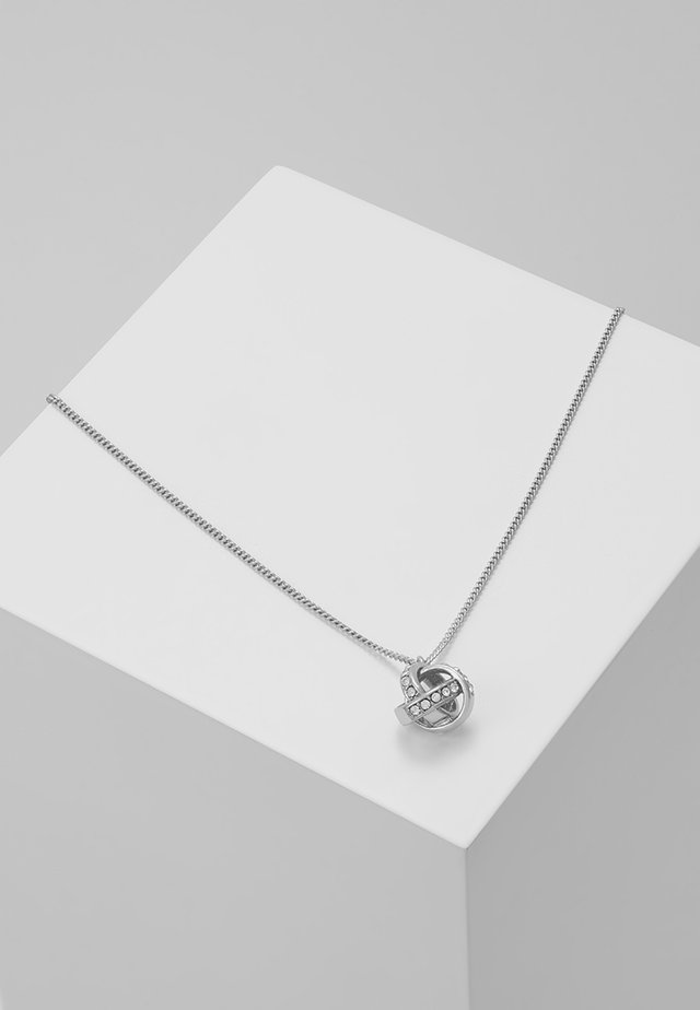NECKLACE KATELYN - Collana - silver-coloured