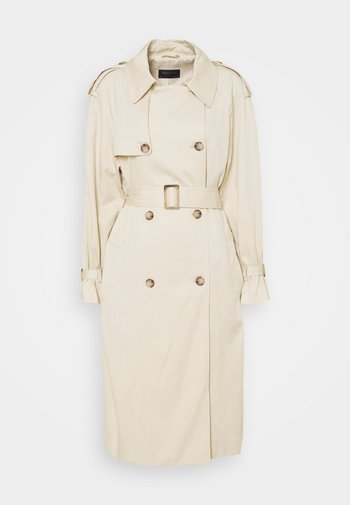 SOFT - Trenchcoat - beige