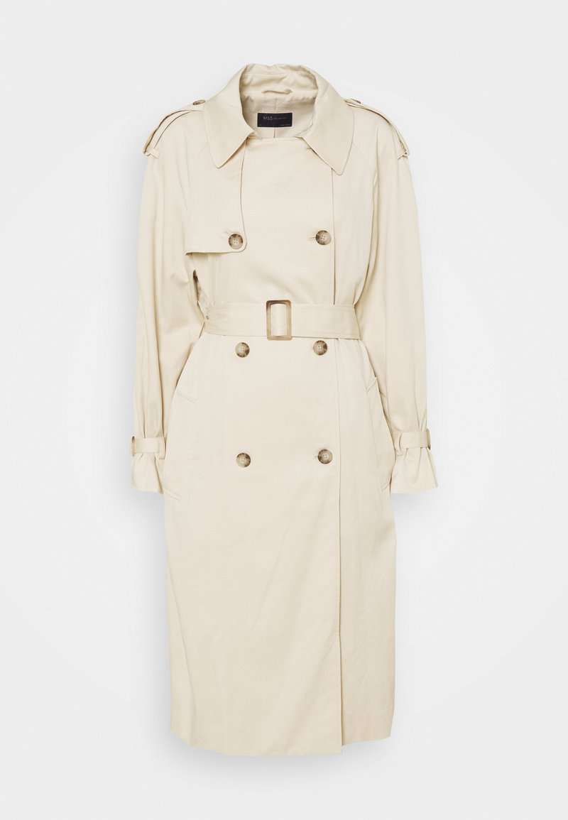 Marks & Spencer London - SOFT - Trenchcoat - beige