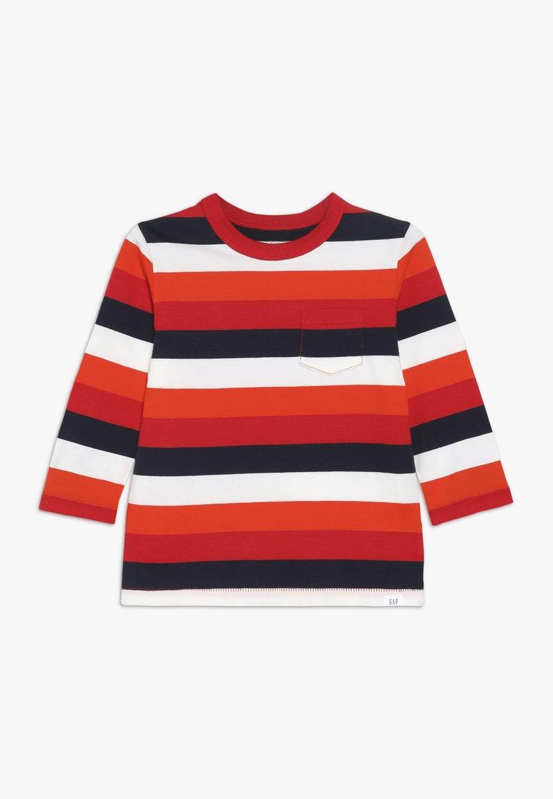 GAP - TODDLER BOY  - Bluzka z długim rękawem - pure red