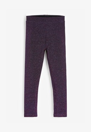 Leggings - Trousers - purple