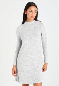 ONLY - ONLKLEO - Shift dress - light grey melange - 0