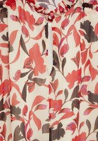 Mango - FLORALIS - Button-down blouse - ecru - 6