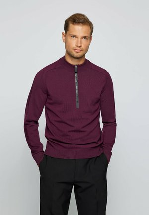 NEAL - Trui - purple