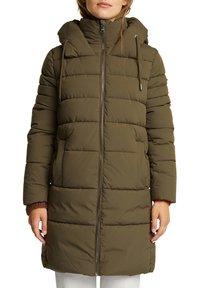 Esprit - Winter coat - khaki green - 8